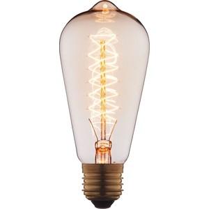 Декоративная лампа накаливания Loft IT 6460-CT loft it настольная лампа loft it loft1714t wh