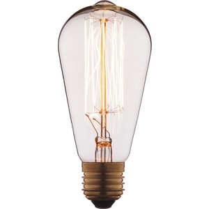Декоративная лампа накаливания Loft IT 1007