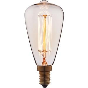 Декоративная лампа накаливания Loft IT 4840-F loft it настольная лампа loft it loft1714t wh