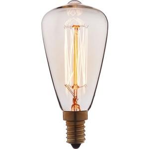 Декоративная лампа накаливания Loft IT 4860-F loft it настольная лампа loft it loft1714t wh
