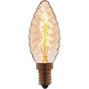 Декоративная лампа накаливания Loft IT 3560-LT loft it лампа накаливания e14 40w свеча витая прозрачная 3560 lt