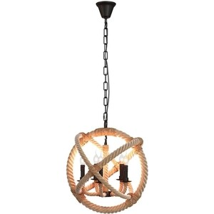 Подвесная люстра Loft IT Loft1194-5 loft personality pipe 5 head droplight cafe bar clothing store nordic industrial decorative chandelier