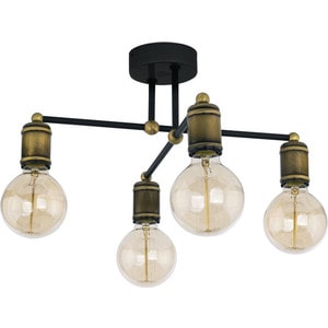 Потолочная люстра TK Lighting 1904 Retro 2pcs rh loft style retro lamp industrial lighting lampe vintage pendant lamps fixtures restaurant edison handing light lamparas