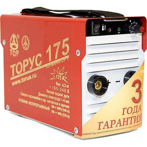 Купить сварочный инвертор Торус 175 Терминатор (667613) в Москве, в Спб и в России