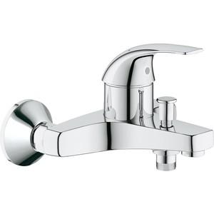 Смеситель для ванны Grohe BauCurve (32806000) смеситель grohe baucurve 31231000