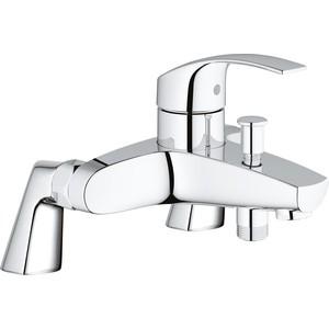 Смеситель для ванны Grohe Eurosmart (33303002) смеситель для ванны grohe eurosmart 33305001