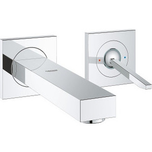 Смеситель для раковины Grohe Eurocube Joy панель для 23429000, хром (19997000) цена