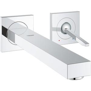 Смеситель для раковины Grohe Eurocube Joy панель для 23429000, хром (19998000)  смеситель для раковины grohe eurocube joy размер m 23658000