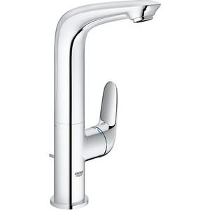 Смеситель для раковины Grohe Eurostyle выскоий с донным клапаном, хром (23718003) смеситель для раковины grohe costa l с донным клапаном 21342001
