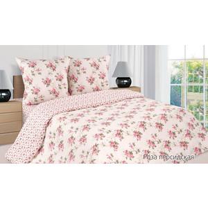 Комплект постельного белья Ecotex Семейный, Роза Персидская (КПДРоза Персидская)