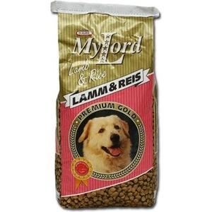 Сухой корм Dr.ALDER's MyLord Lamb & Rise Premium Gold крокеты с ягнёнком и рисом для чувствительных собак 15кг (1926 ) цена
