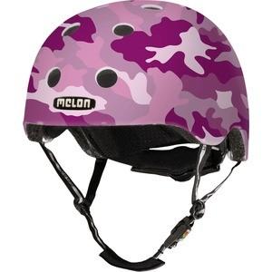 Шлем Melon Camouflage Pink Матовый XXS-S (46-52 см) (163201)