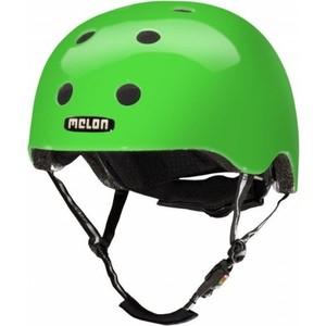 Шлем Melon Greeneon Глянцевый XL-XXL (58-63 см) (161503) шлем melon dotty white матовый xl xxl 58 63 см 160203