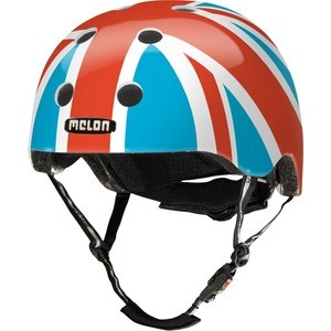 Шлем Melon Union Jack Summer Sky Глянцевый XL-XXL (58-63 см) (163803)
