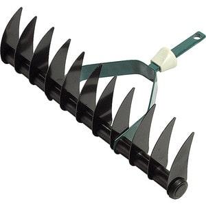 Грабли аэраторные Raco Maxi 11 зубцов, 350мм (4230-53838) грабли raco 4230 53851