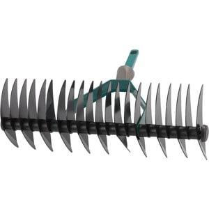 Грабли двухсторонние Raco Maxi 22 зубца, 350мм (4230-53839)