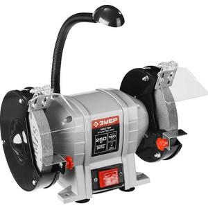 Точильный станок Зубр ЗТШМ-150-250 delta lux нтс4 250 настольный точильный станок