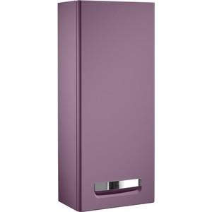 Шкаф Roca Gap левый, фиолетовый (ZRU9302745) цена и фото