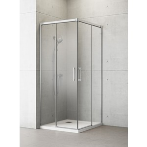 Душевая дверь Radaway Idea KDD/L 80x2005 (387061-01-01L) стекло прозрачное