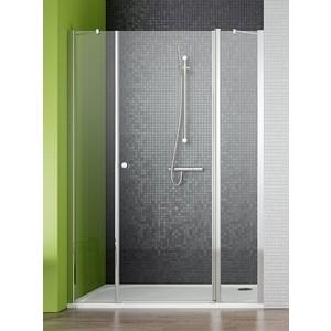 Фотография товара душевая дверь Radaway EOS II DWJS/R 130x195 (3799455-01R) стекло прозрачное (669026)