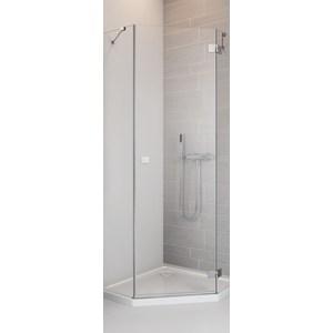 Душевая дверь Radaway Essenza New PTJ/R 90x200 (385010-01-01R) стекло прозрачное