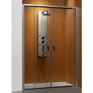 Душевая дверь Radaway Premium Plus DWD 140x190 (33353-01-01N) стекло прозрачное