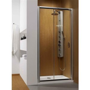 Душевая дверь Radaway Premium Plus DWD 160x190 (33363-01-06N) стекло рифленое