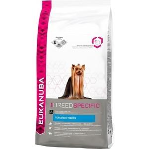 Фотография товара сухой корм Eukanuba Adult Dog Breed Specific Yorkshire Terrier для собак породы йоркширский терьер 2кг (669252)
