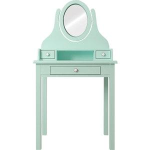 Туалетный столик с зеркалом Etagerca Adelina DM1038ETGM