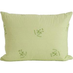 Подушка Arloni Бамбук стеганый чехол 50х68 средняя (57(40)04-БВ) подушки для малыша natures подушка мята антистресс 50х68