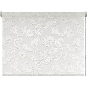 где купить Рулонные шторы DDA Жасмин (принт) Белый 80x170 см по лучшей цене