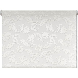 Рулонные шторы DDA Жасмин (принт) Белый 120x170 см ковер sintelon havana 120x170 см 05edd