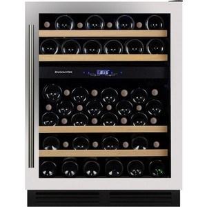 Винный шкаф Dunavox DX-53.130SDSK/DP винный шкаф dunavox dx 19 58bk dp