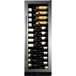 Винный шкаф Dunavox DX-143.468SS винный шкаф dunavox dx 57 146dsk