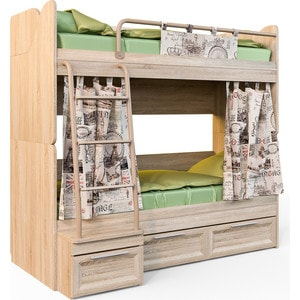 Кровать СКАНД-МЕБЕЛЬ Шервуд КШ 2-1 кровать сканд мебель кембридж 2