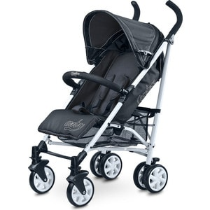 Коляска трость Caretero Moby Black (черный) caretero sonata purple