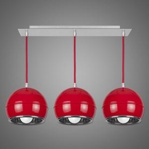 Подвесной светильник Kemar NP/3/R подвесной светильник kemar np 2 b