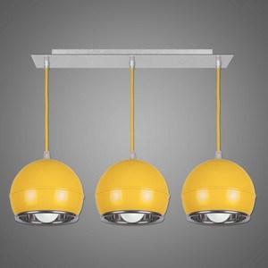 Подвесной светильник Kemar NP/3/Y подвесной светильник kemar np 2 b