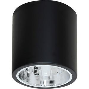 Точечный светильник Luminex 7241 bookcase 60 h dark taupe black metal 7241