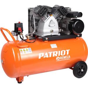 Компрессор ременной PATRIOT Remeza СБ 4/С-100 LB 30 A  компрессор ременной remeza сб 4 с 50 lb 30 3 0 квт