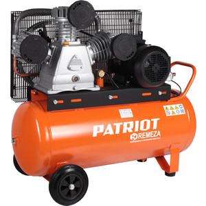 Компрессор ременной PATRIOT Remeza СБ 4/С-100 LB 75 компрессор ременной remeza сб 4 с 100 lb 40 в вертик