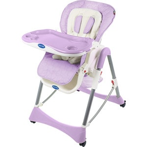 Стульчик для кормления Sweet Baby Royal Classic Lilla (381544) стульчик для кормления sweet baby couple amethyst