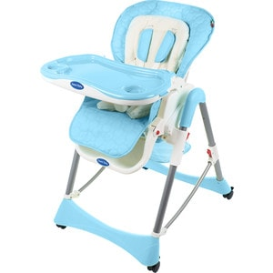 Стульчик для кормления Sweet Baby Royal Classic Blu (339779) стульчик для кормления sweet baby candy land