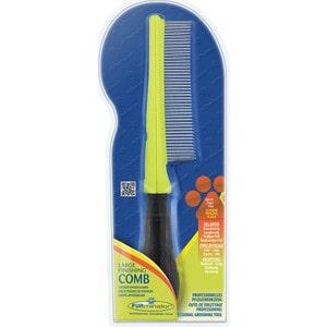Расческа FURminator Large Finishing Comb большая с вращающимися зубцами 20мм расческа furminator small finishing comb маленькая с вращающимися зубцами 20мм