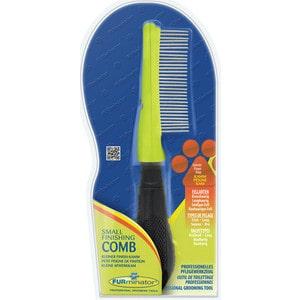 Расческа FURminator Small Finishing Comb маленькая с вращающимися зубцами 20мм расческа furminator small finishing comb маленькая с вращающимися зубцами 20мм