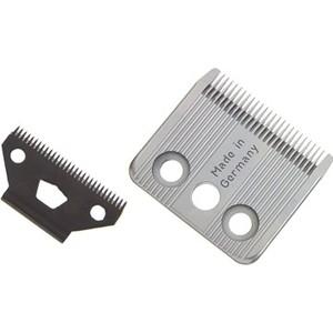 Ножевой блок Moser для машинки Moser 1400 на винтах (высота 0,1-3 мм, ширина 46 мм, шаг 1,6 мм) ножевой блок 1401 7600 на 1400