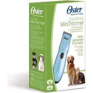 Машинка Oster Cordless Mini для стрижки животных