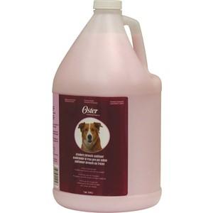 Кондиционер Oster Strawberry Dermasilk Conditioner увлажняющий шелковый ''Клубника'' для собак 3,8л