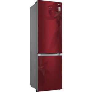 Холодильник LG GA-B499TGRF led панели lg 32se3b b