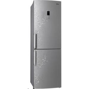 Холодильник LG GA-B499ZVSP холодильник lg ga b499zvsp двухкамерный серебристый